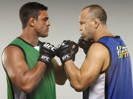 UFC 147 – Contusão em treino: Amadorismo ou Acidente ?