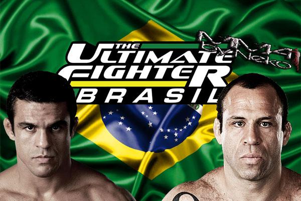 UFC 147 Final do TUF e a Grande Luta: Vitor Belfort vs Wanderlei Silva