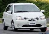 Toyota Etios – fotos, características e preço