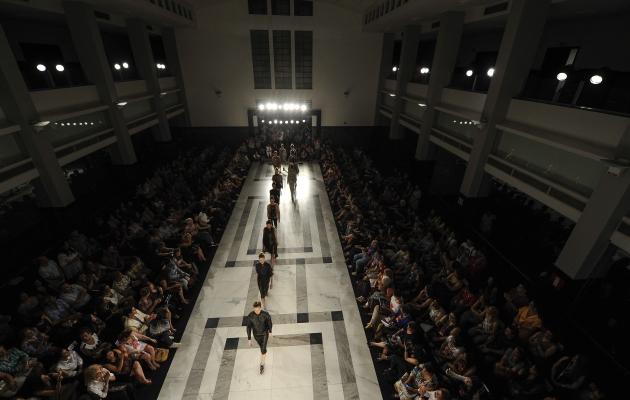Minas Trend Preview dita o que será moda no outono/inverno 2013