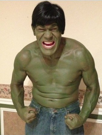 Fantasia do hulk