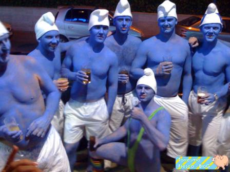 Fantasia de Smurf