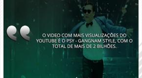 10 vídeos mais visualizados do youtube