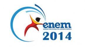 Notas do ENEM 2014 – mínima, média e máximas