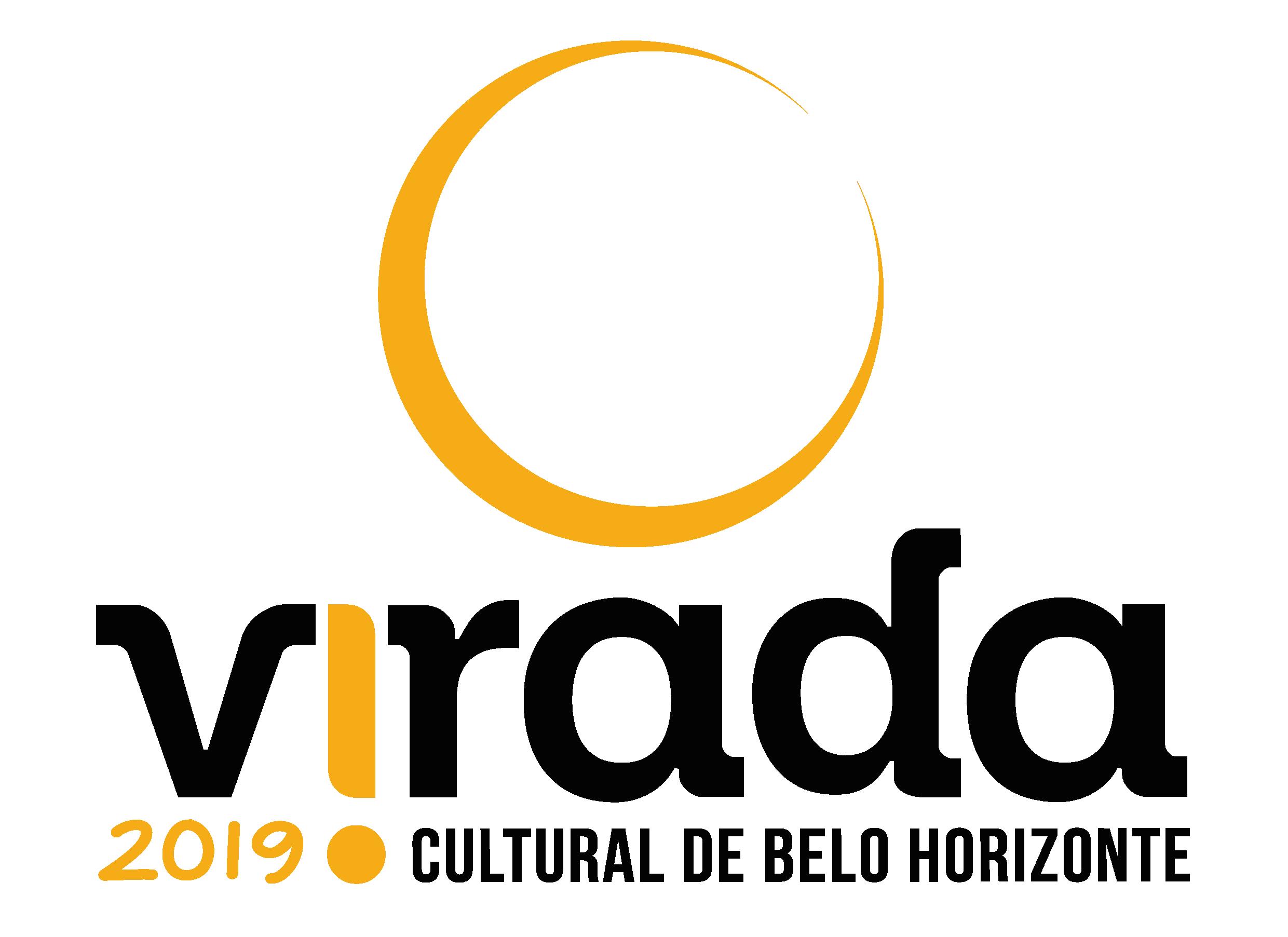 logo da virada cultural de BH 2019